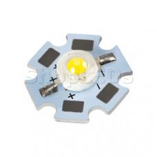Мощный светодиод ARPL-Star-1W3W-BCB Day White