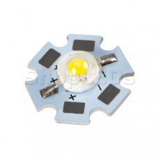 Мощный светодиод ARPL-Star-1W-EPS33 Day White