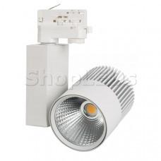 Светильник LGD-ARES-4TR-R100-40W Warm3000 (WH, 24 deg)