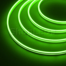 Гибкий неон ARL-MOONLIGHT-1004-SIDE 24V Green