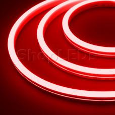 Гибкий неон ARL-MOONLIGHT-1712-SIDE 24V Red