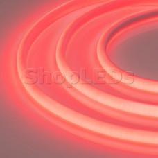 Лента RTW-5000PWT-2835-180-24V Red (13mm, 14.4W/m, IP68, High temp)