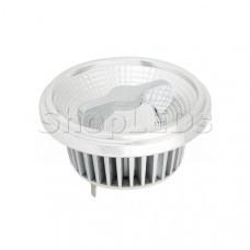 Лампа AR111-FORT-G53-12W-DIM Day4000 (Reflector, 24 deg, драйвер 350mA)