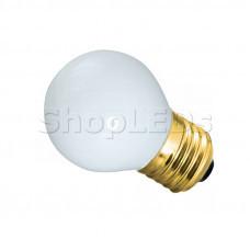 Лампа накаливания e27 10 Вт белая колба, SL401-115