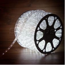 Дюралайт LED, постоянное свечение (2W) - белый, бухта 100м