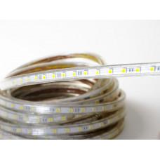 Светодиодная лента 220 V LP IP68 5050/60 LED (синий, standart, 220)