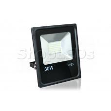 Светодиодный прожектор SMD 30W, IP65, 220V, белый