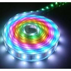 "Герметичная светодиодная лента SMD 5050 60LED/m 6-canal IP65 ""Бегущая волна"" RGB"